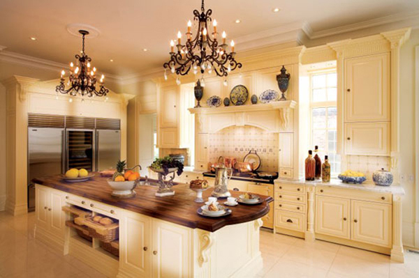 Cozy kitchen ideas for Amazing interior design ideas