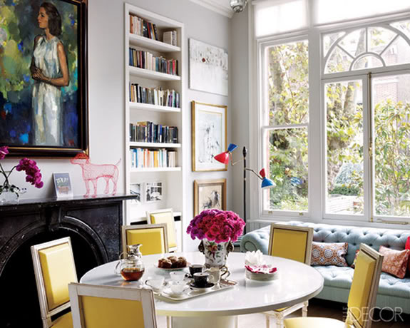 Fabolous Chic Dining Room