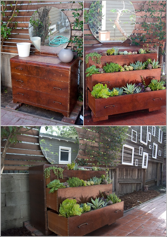 10 Awesome Ideas To Repurpose Old Stuff And Giving Them A