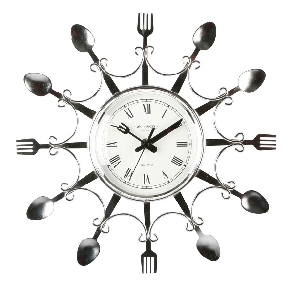 Make Your Kitchen Stand Out With Retro And Amazing Kitchen Clocks