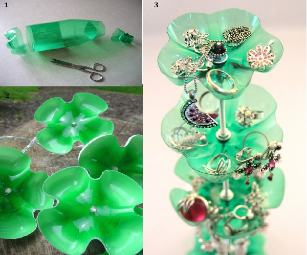 Plastic bottle decoration images for Plastic bottles decoration pieces