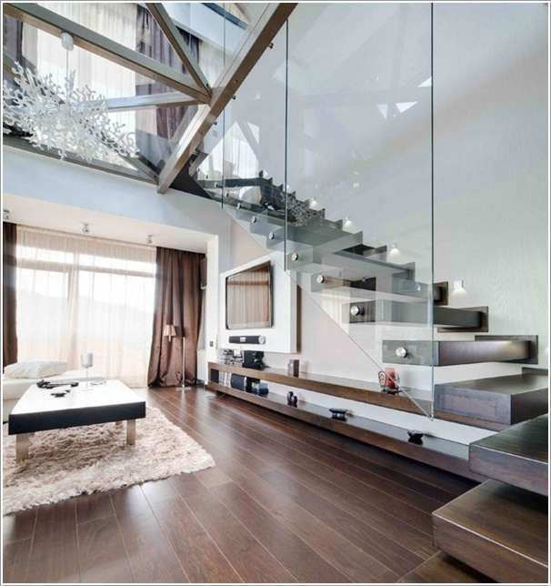 10 ideas to design and use under the stairs space for Room design under stairs