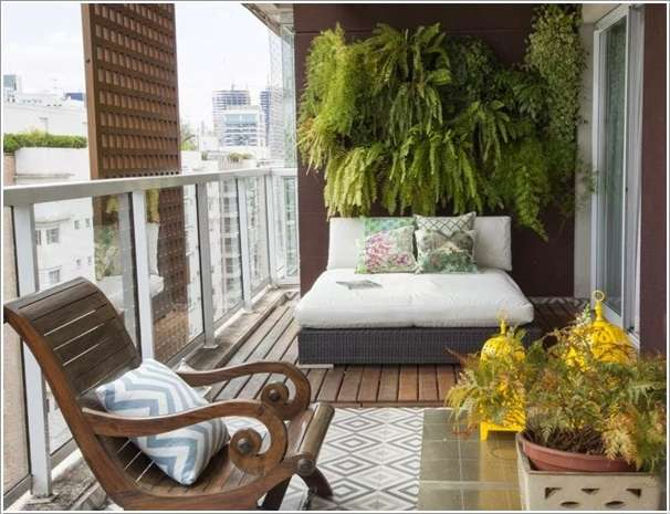 Image Source Goodshomedesign 3 Make A Transforming Small Balcony