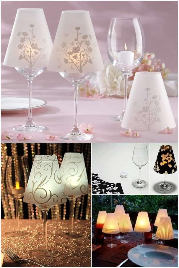 3 - Wine Glass Design Ideas