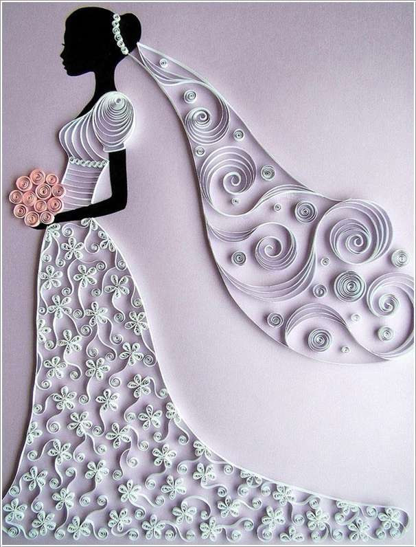 5 spectacular paper quilling craft ideas
