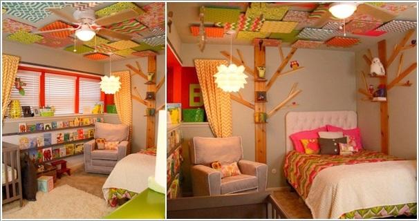 Amazing And Creative Ceiling Design Ideas