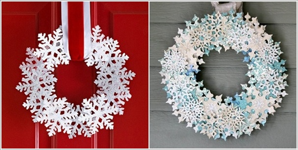 Снежинка из картона сделать своими руками