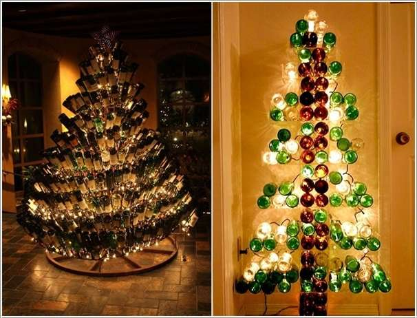 15 Unique And Creative Christmas Tree Ideas
