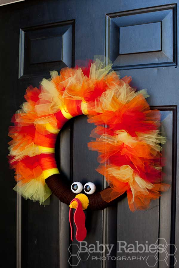 8.Thankgiving Wreath