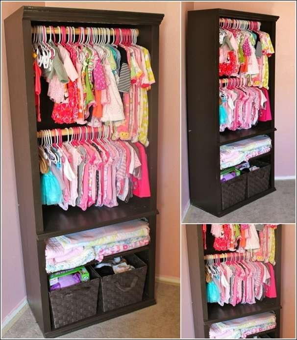 10 Awesome Ideas To Store And Organize Your Clothes