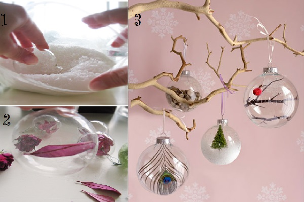 Create your own diy christmas tree decoration this year for Diy christmas decorations for your home