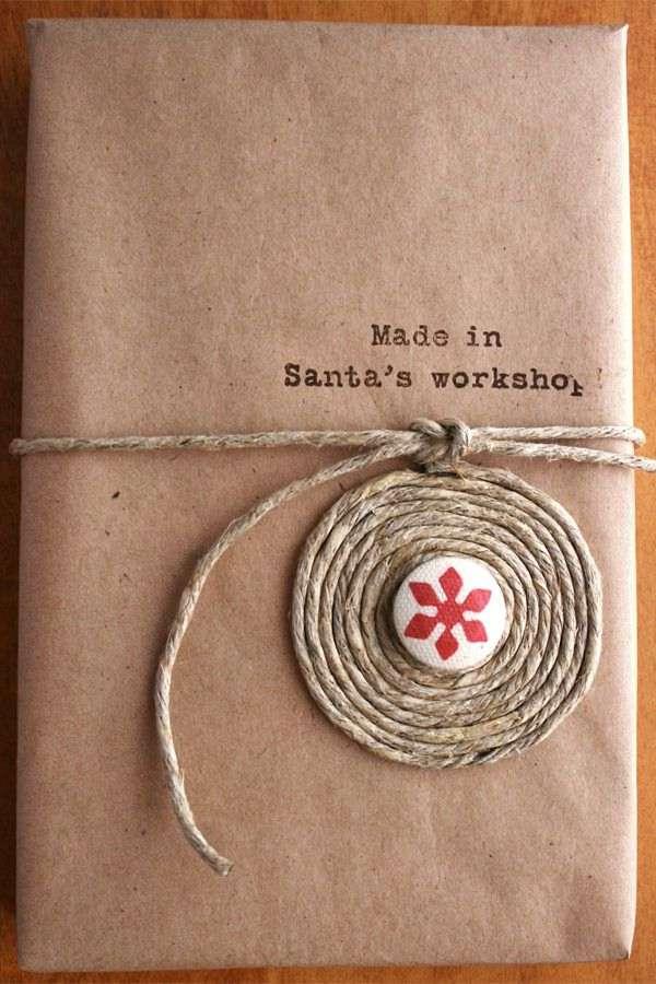 13.Gift from Santa