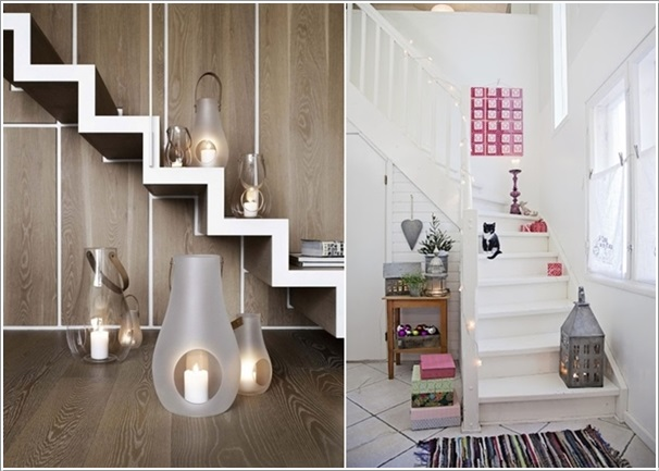 5 spectacular ways to decorate your stairs How to decorate your stairs