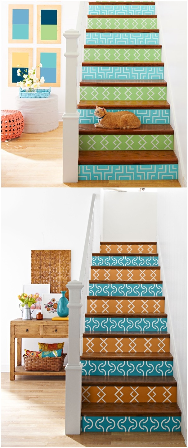 5 Spectacular Ways To Decorate Your Stairs
