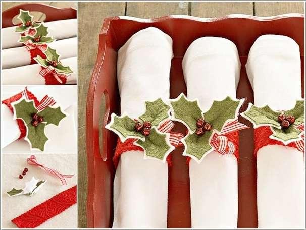 10 Festive Napkin Decor Ideas For The Christmas