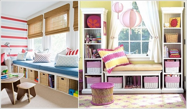 10 smart storage solutions for your kids room for Storage for kids rooms