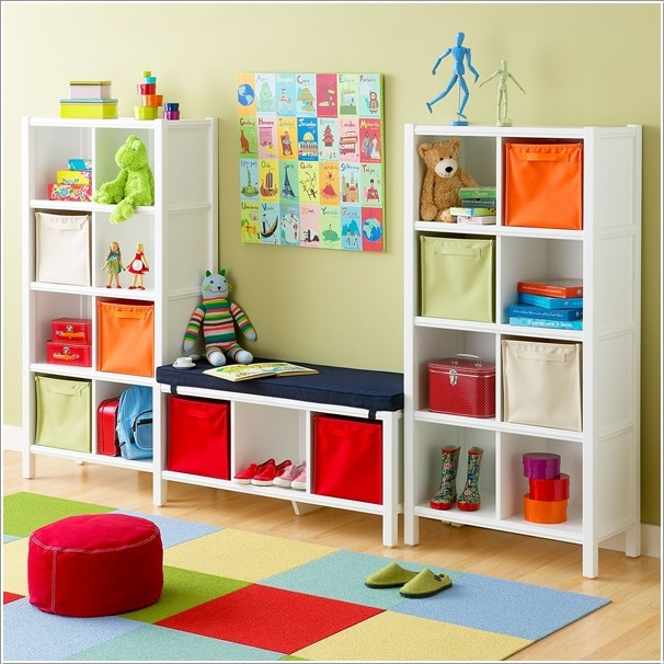 Trendoffice Storage Solutions For Your Kids Room