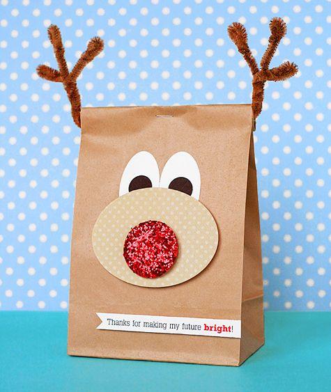 8.Cute Reindeer