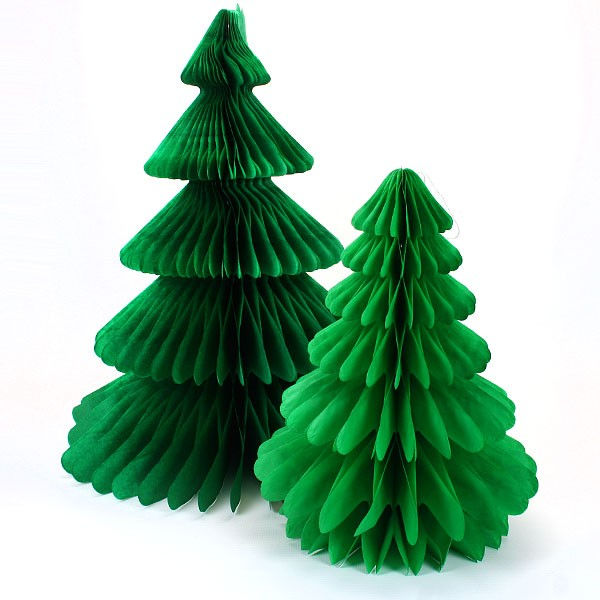 Crepe Paper Christmas Crafts Can Be Fun And You Can Put