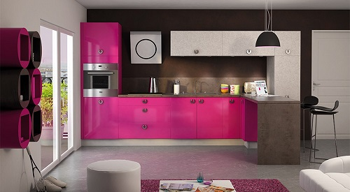 Fuschia Home Decor
