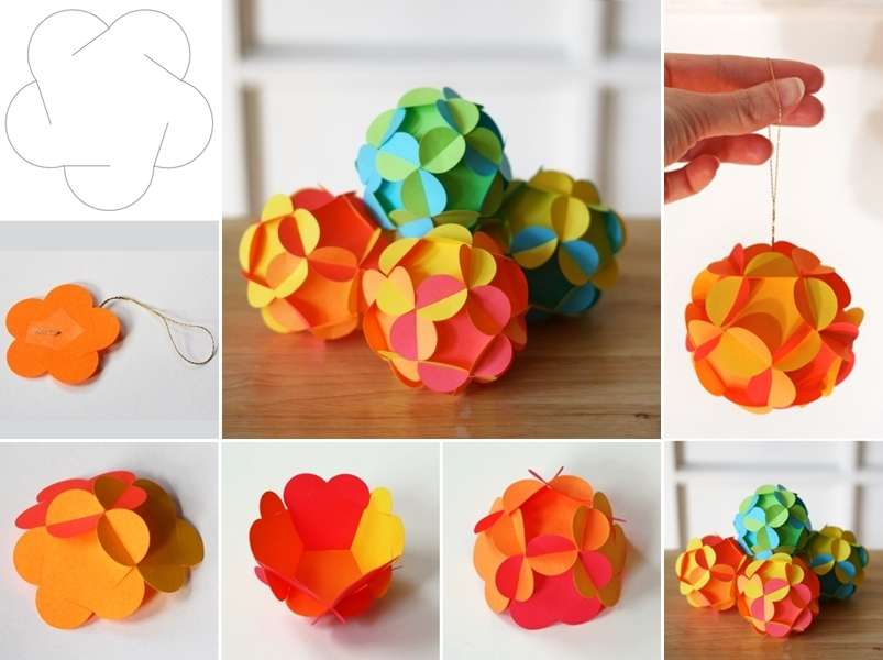 how to make a rugby ball out of paper