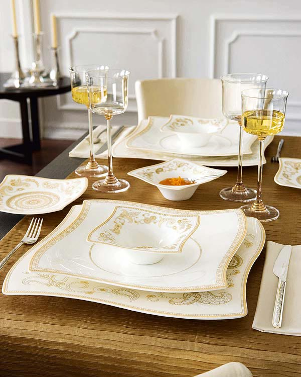 Dining Table Decoration Ideas: Christmas Dinner Table Decoration Can Be Simple But Magical