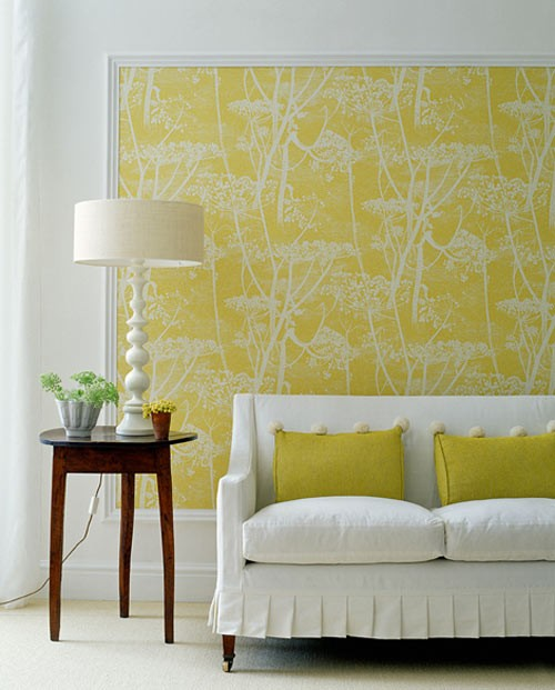 Yellow Wall Art Ideas Can Be Fun And Daring