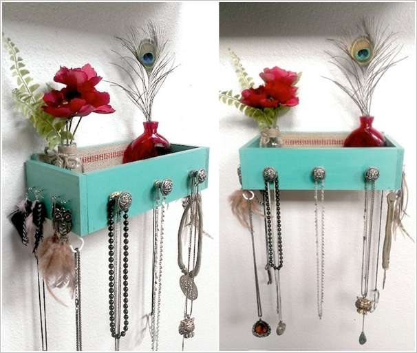 5 Ideas To Recycle And Reuse Old Drawers