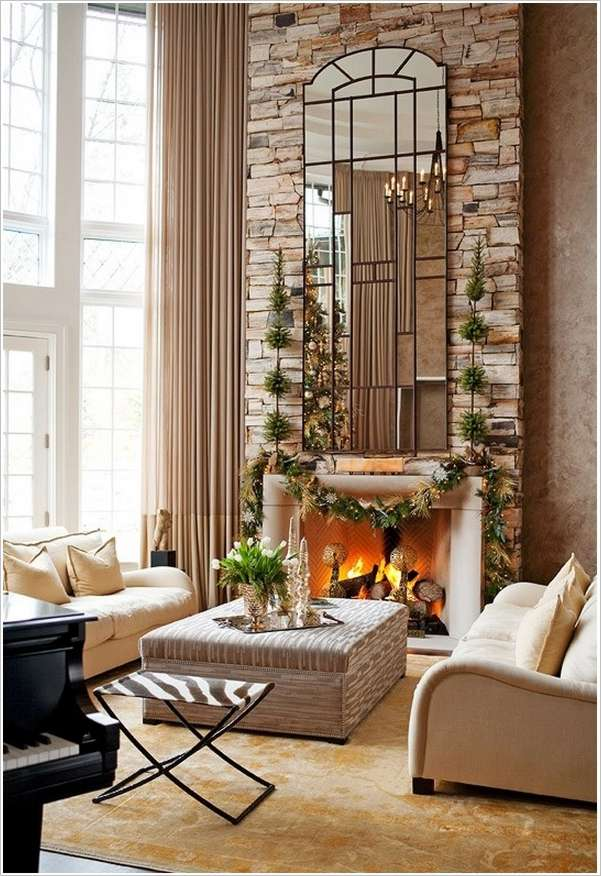 5 fireplace surrounding wall d cor ideas that are going to