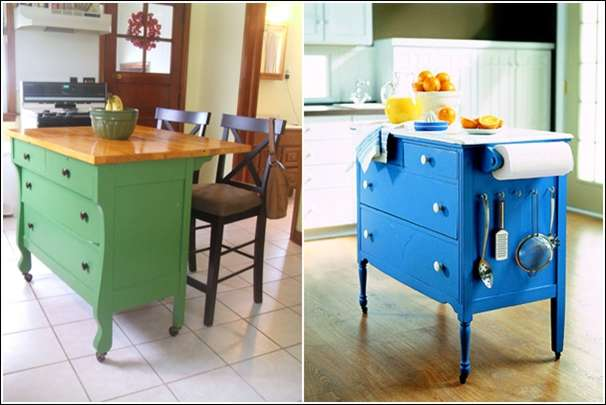 Tall Kitchen Islands With Stove