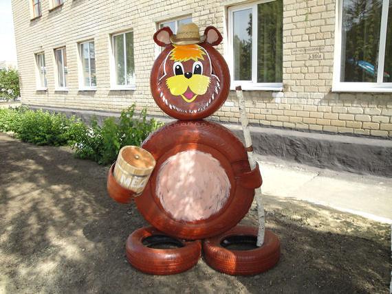 7. Bear Tire