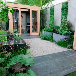 15 Small Urban Garden Designs