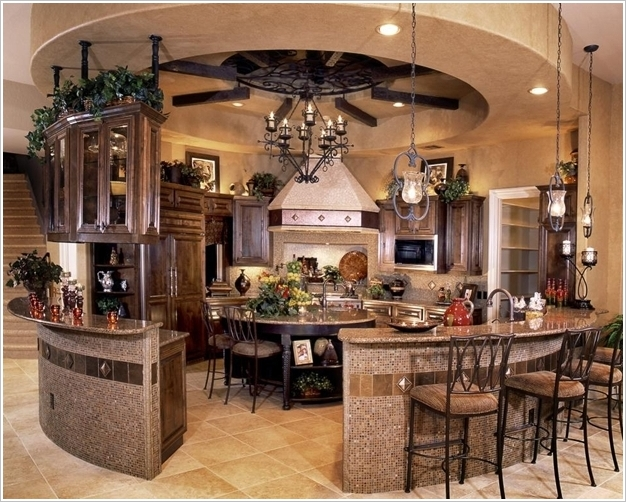 Marvelous Kitchen Countertops full size of kitchengranite kitchen countertops and marvelous kitchen backsplash with dark granite countertops 5 Marvelous Kitchen Designs That Will Surely Amaze You