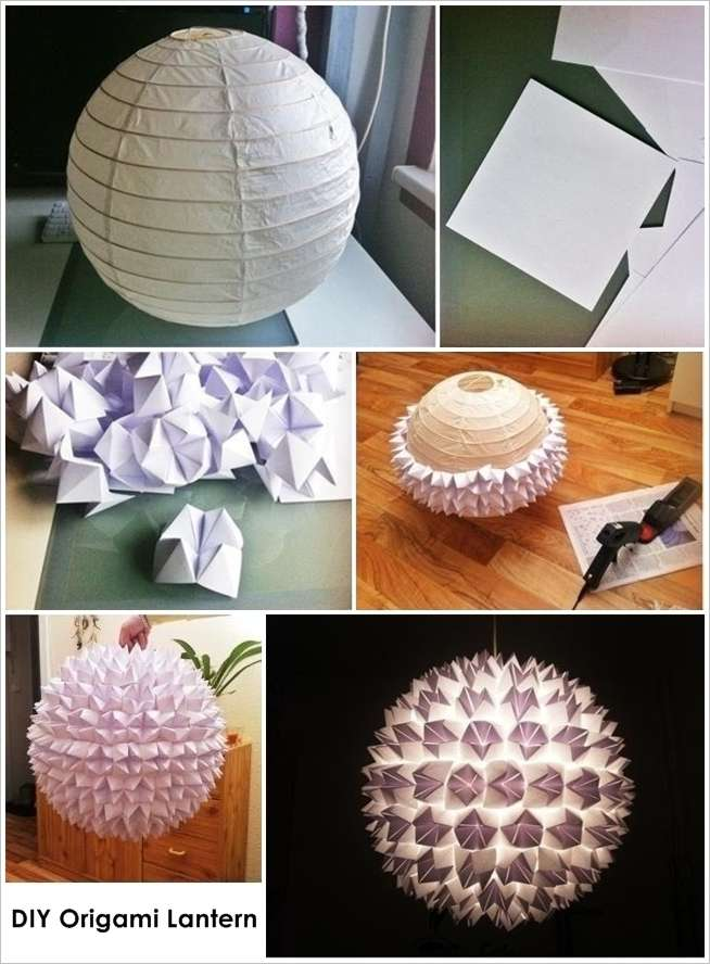 This Origami Lantern Is So Wonderful And Easy To Craft