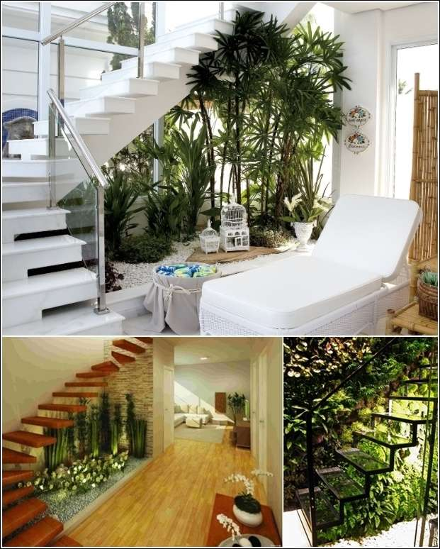 5 amazing interior landscaping ideas to liven up your home for Indoor garden design