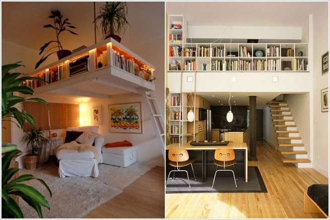Loft Spaces 5 loft spaces that you are surely going to admire