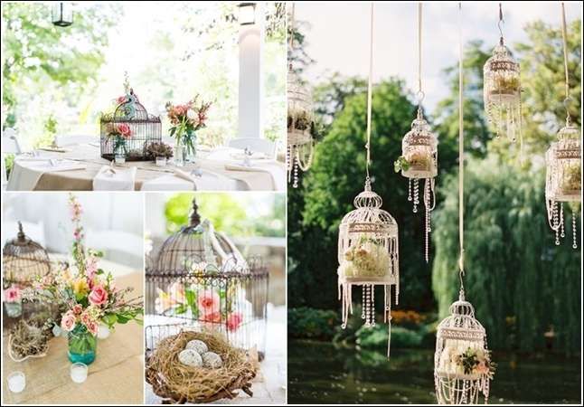 5 Outdoor Wedding Decor Ideas That Are Just Whimsical