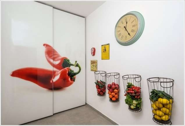5 clever veggies and fruits storage ideas to keep them fresh longer - Fruit kitchen decorating theme ...