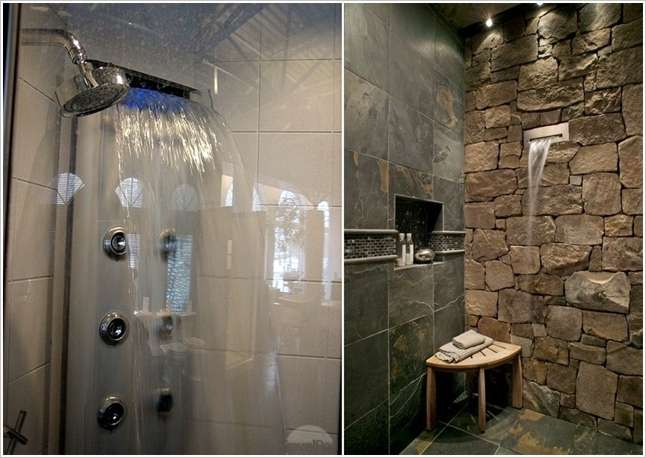 5 truly cool shower head designs to update your bathroom for Cool bathroom ideas