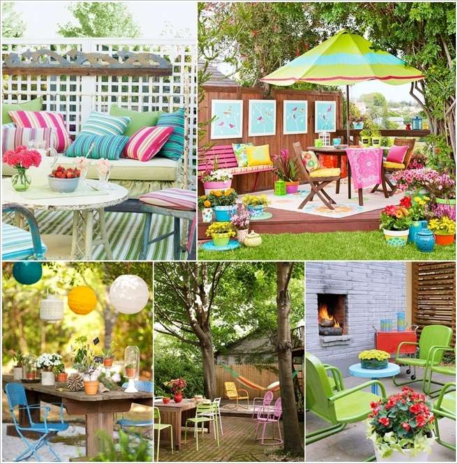 6 Fabulous Patio Decorating Ideas that You will Surely ... on Colorful Patio Ideas id=93793