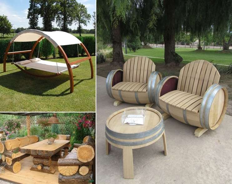 5 cool outdoor furniture designs that are simply amazing for Patio furniture designs plans