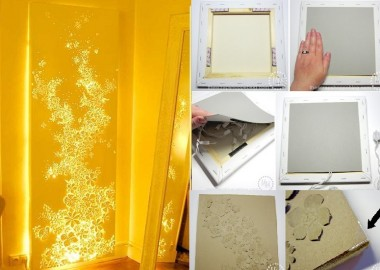 how-to-make-backlit-canvas-art