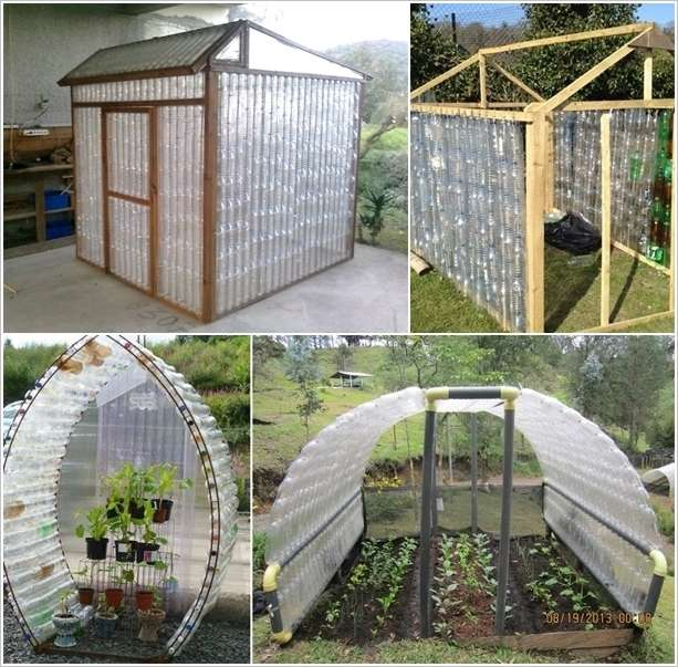 5 fabulous greenhouses that you can construct yourself for Garden design pictures do yourself