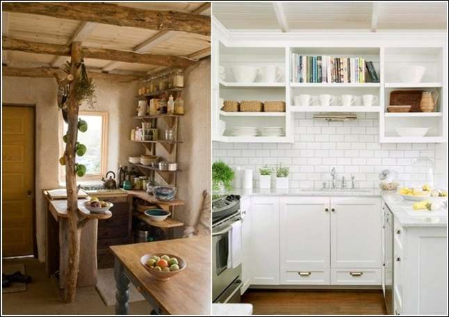 5 Creative Ideas To Design A Small Kitchen