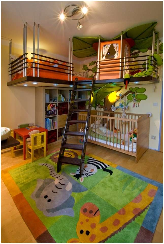 5 totally fun kids room ideas that your kids will love