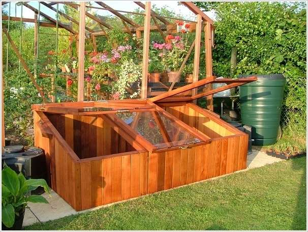 5 Fabulous Greenhouses That You Can Construct Yourself