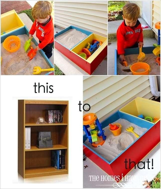 5 Cool DIY Sandbox Ideas For Your Kiddos
