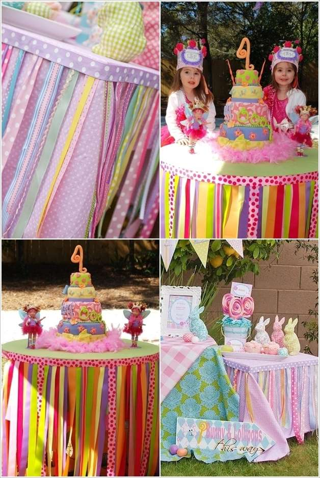 5 Fabulous Table Skirt Ideas For Parties And Weddings