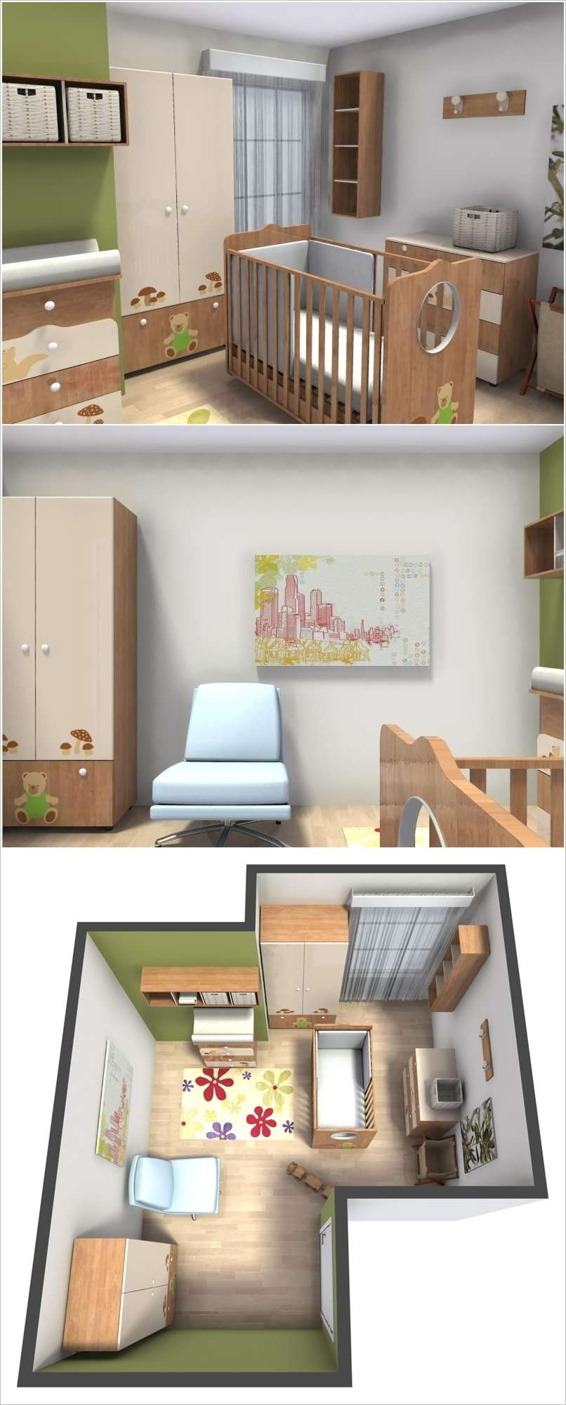 3d Create Your Own Room: 10 Best Designs Of RoomSketcher; A Wonderful 3D Design
