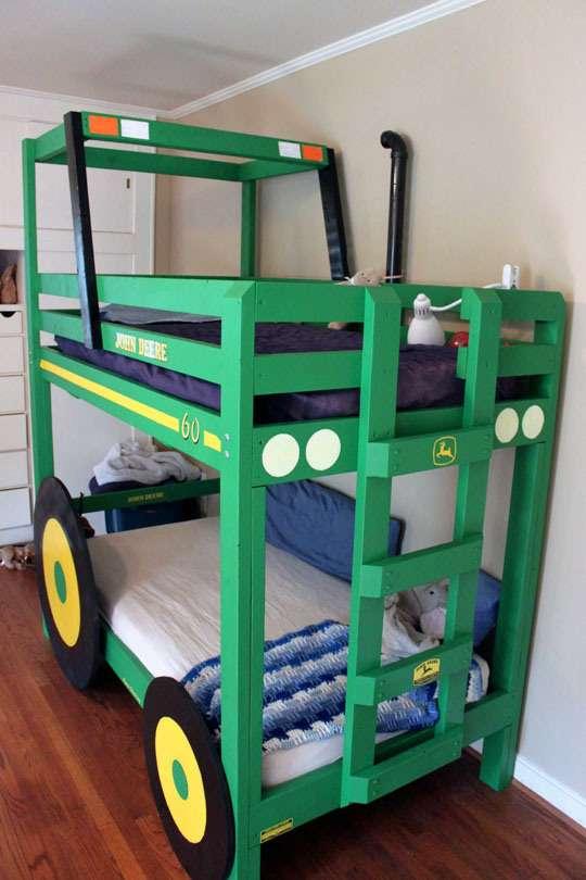 Truck Bunk Bed